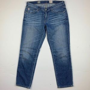 AG Adriano Goldschmied Jeans The Stilt crop  Sz 26